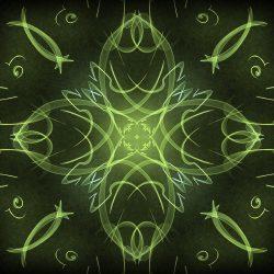 Mandala facilitant la communication avec les êtres de la nature
