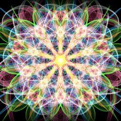 Ce mandala vous permet de canaliser les énergies christiques